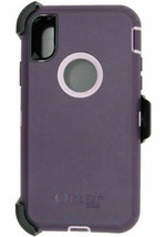OtterBox Purple Nebula Defender Series Case for iPhone XS Max 77-60007 NEW