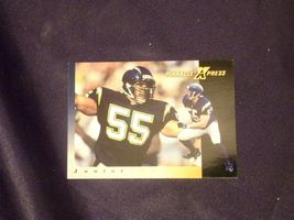 Junior Seau - San Diego Chargers # 55 LB Football Trading Cards AA-19FTC30103 Vi image 7