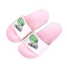 Cute Fruit House Slippers Boys Girls Family Shower Slide Anti-Slip Bath ... - $12.76