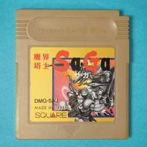 Saga / The Final Fantasy Legend (Nintendo Game Boy GB, 1989) Japan Import - $8.85 CAD