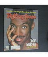 Rolling Stone Magazine Eddie Murphy Goes For The Gold 7/7/1983 - $9.49