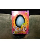 Magic Growing Hatching Surprise Easter Teal Egg Toy - $6.68