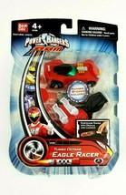 Power Rangers RPM Turbo Octane Eagle Racer Zord Race Car Bandai 2009 New Sealed - $7.87