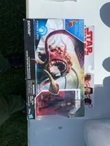 Star Wars The Last Jedi Force RATHTAR & BALA-TIK Figure Pack, Damaged Box - $8.86