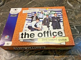 The Office DVD Board Game Pressman 2008 Complete Good Condition Trivia Party - $22.72