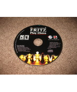 Grand Master Challenge Fritz Chess II 3D PC Game - Game Disc Only Play - $4.49