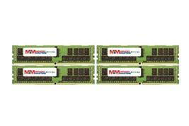 MemoryMasters 64GB (4x16GB) DDR4-2400MHz PC4-19200 ECC RDIMM 1Rx4 1.2V Registere - $633.59