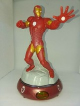 Marvels The Avengers Iron Man Figural Night Light Batteries Included - $19.99
