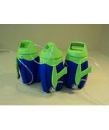 Crayola Deluxe Marker Airbrush Lot of 3 Sprayer Blue/Green 999675 04-1913 - $26.66