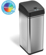iTouchless 13 Gallon Stainless Steel Automatic Trash Can with Odor-Absor... - $23.99+