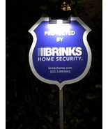 SOLAR LIGHT to ILLUMINATE Security Yard Signs      *** BRAND NEW IN BOX *** - $9.99