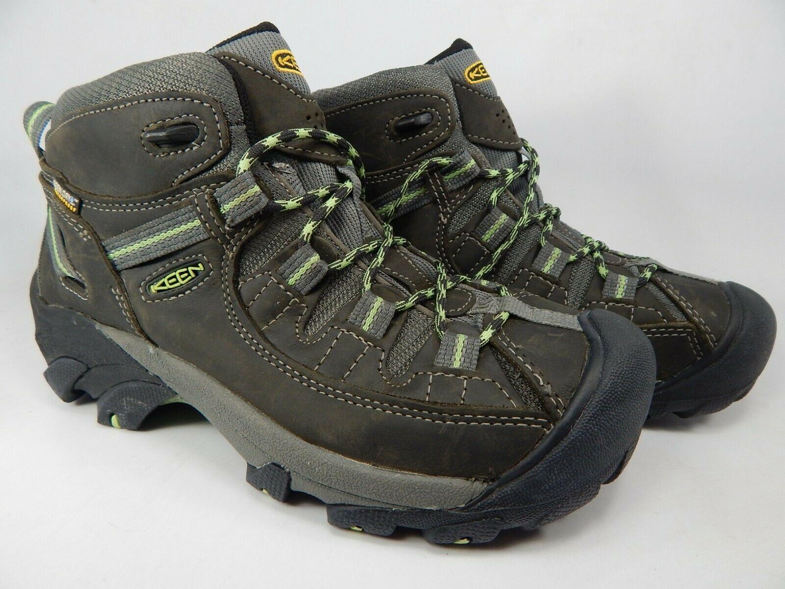 Keen Targhee II Mid Size 8 M (B) EU 38.5 Women's WP Trail Hiking Boots 1014997