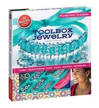 Klutz Toolbox Jewelry Craft Kit - $26.56