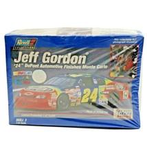 Jeff Gordon #24 Revell Model 1/24 Scale Plastic DuPont Monte Carlo 1 of ... - $19.79