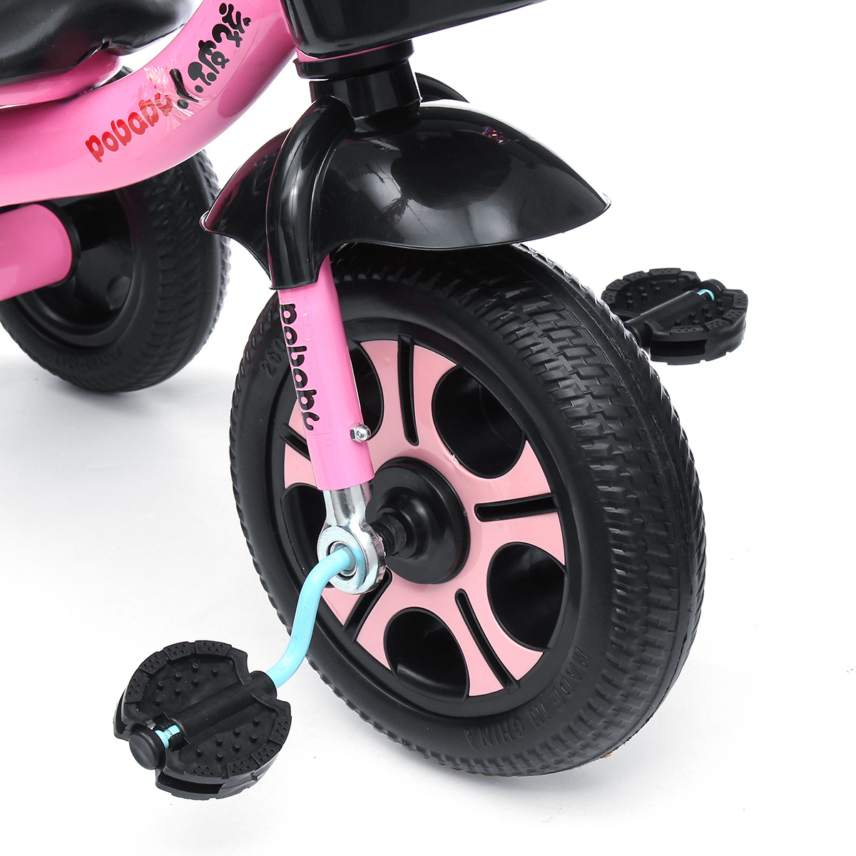 BIKIGHT 3 Wheels Kids Ride On Tricycle Bike Children Ride Toddler Balance Baby M
