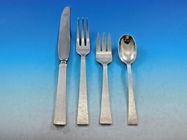 Starlit by Allan Adler Sterling Silver Flatware Set for 12 Service 55 pieces  - $9,950.00