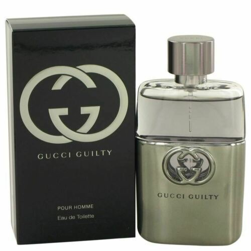 Primary image for Gucci Guilty by Gucci Eau De Toilette Spray 1.7 oz for Men
