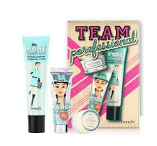 $42 Benefit Cosmetics TEAM POREfessional Pore Minimizing & Eye Brightening Set - $38.60