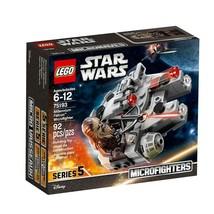 LEGO® Star Wars™ - Millennium Falcon™ Microfighter 75193 92 Pcs - $13.99