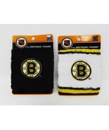 Gertex Hosiery NHL Boston Bruins Wristband - New - $9.99