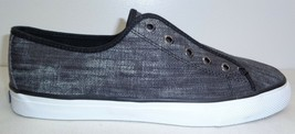 Sperry Top Sider Size 10 M Seacoast Ripstop Black Sneakers New Womens Shoes - $88.11