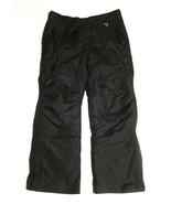 NEW Mens Slalom Black Insulated Ski Snowboard Snow Pants sz XL - $59.43