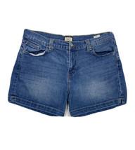 Levi's 515 Short Women Size 14 (Meas 34x5) Denim Shorts Medium - $17.82