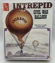 AMT Vintage Collectible Model Kit Intrepid Civil War Balloon Unopened Se... - $47.50