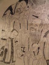 Art  Drawings, Unsigned Oriental Gods Goddesses... - $29.99