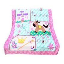 Beige Bunny Baby Summer Blanket image 2