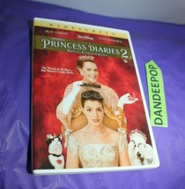 Princess Diaries 2: Royal Engagement (DVD, 2004, Widescreen) - $9.89