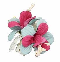 [Flower-3] 2 Pairs Stylish Hair Clip Baby Girls Hair Clip Princess Hair ... - $17.51