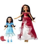 Disney Elena of Avalor and Princess Isabel Set of 2 Dolls NEW - $24.99