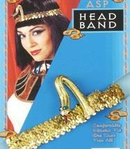 Women Hair Decor Egyptian Head Band Cleopatra Costume Or Greek GODESS/ROMAN Nw - $5.89