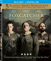 Foxcatcher [Blu-ray] (2014)