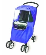Hippo Collection Universal Stroller Weather Shield - Royal Blue one Size - $28.21