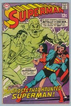 Superman 214 Feb 1969 FI- (5.5) - $14.94