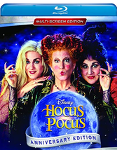 Disney Hocus Pocus 25th Anniversary Edition [Blu-ray]
