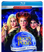 Disney Hocus Pocus 25th Anniversary Edition [Blu-ray] - $5.00