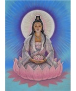 AMAZING FEMale WATChER ANGEL LOVE MONEY HEAVEN SPIRIT HEALING POWER ENERGY  - $21.34