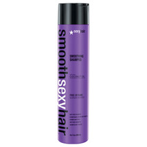 Sexy Hair Smooth Sexy Hair Smoothing Shampoo 10.1 oz / 300 ml  - $14.52