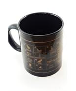 Egyptian Mug - Hieroglyphic Alphabet - $24.99