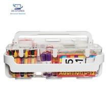 Deflecto 936096 Organisateur en plastique Transparent  - $54.23 CAD