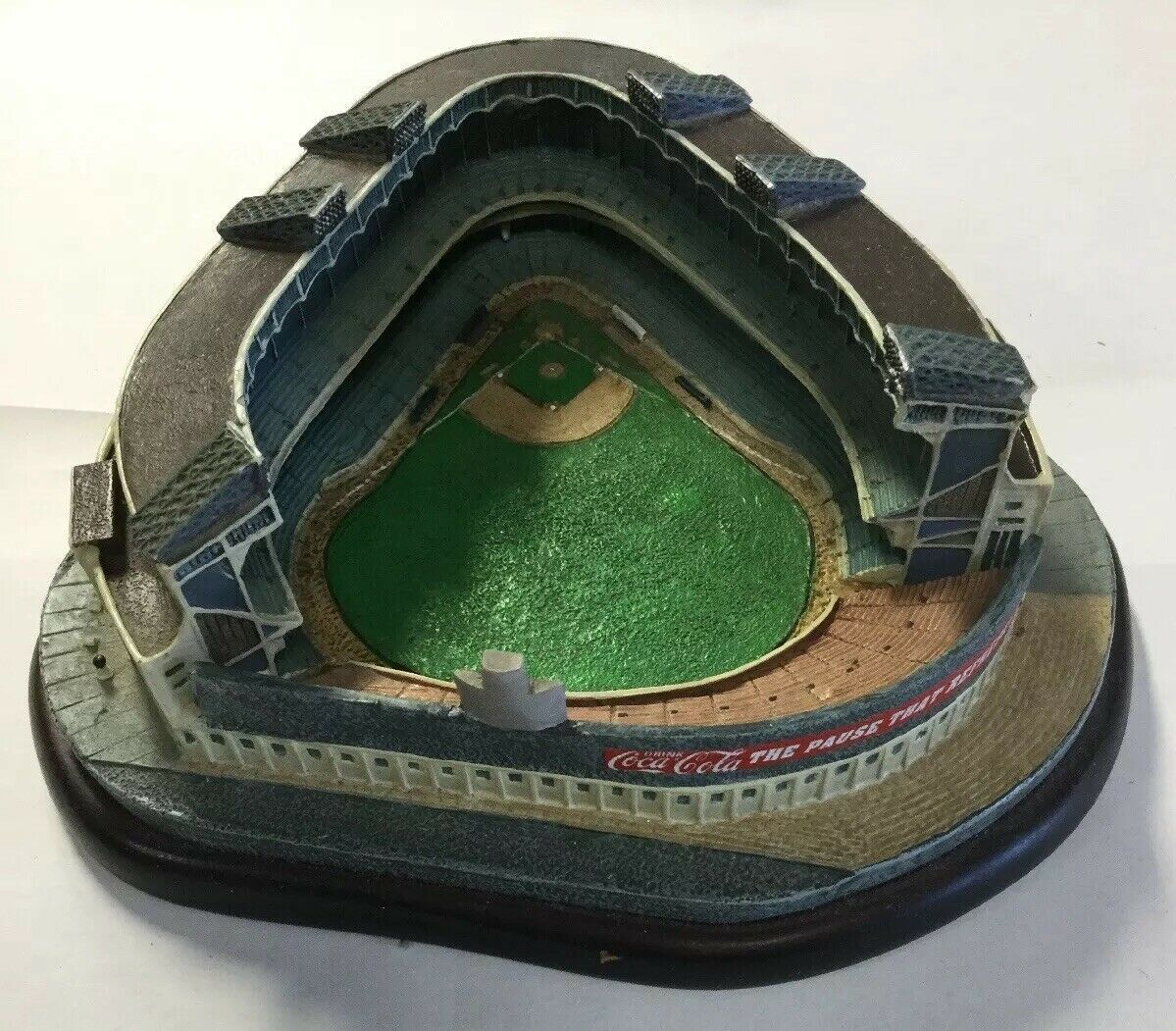 Yankee Stadium Home Of The New York Yankees Cooperstown Collection Danbury Mint