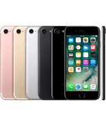 Apple iPhone 7 A1660/A1778 (Used B grade) 32GB/128GB Unlocked 5 colors - $328.00+