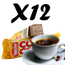 Coffee Crisp Chocolate Bars X12 Canadian Candy FREE SHIPPING - $30.00