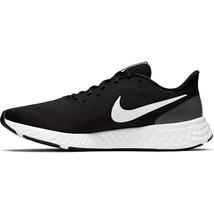 Nike Men's Revolution 5 Running Shoes Black/White BQ3204-002 - $75.00