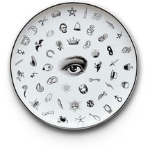 Mark Ryden Huge plate 2015 12inches comes with COA medicom banksy yayoi ... - $688.05