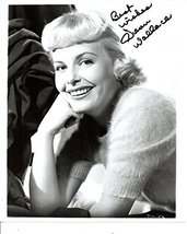 Jean Wallace (d. 1990) Signed Autographed Glossy 8x10 Photo - $39.59