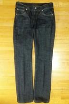 James Jeans by Serum Dry Aged Denim 5-pocket Skinny  Dark Indigo (26) - $19.79